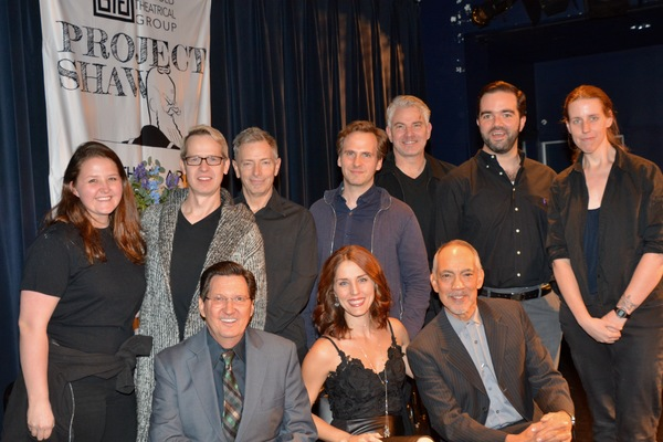Alex Keser and Ingrid Pierson join with David Turner, Arnie Burton, Ryan Spahn, Dougl Photo
