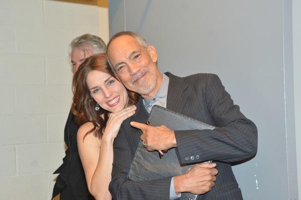 Mara Davi and Thom Sesma Photo