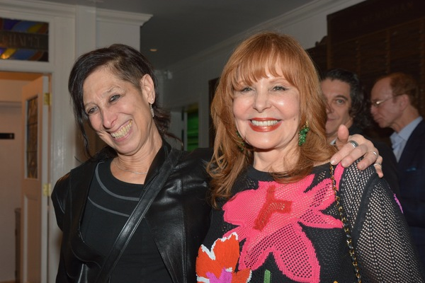 Joan Finkelstein and Carol Ostrow Photo