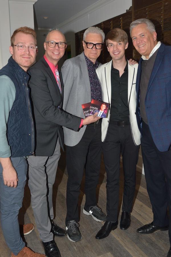 Daniel Dunlow, Richie Ridge, Preston Ridge, Mark William and Richard Hillman Photo