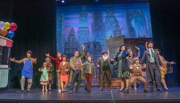 Photo Flash: First Look at MIRACLE ON 34TH STREET at the Argyle Theatre