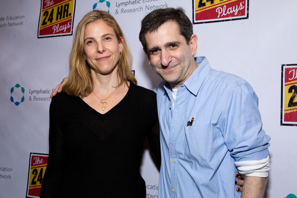 Carolyn Cantor, Jonathan Marc Sherman Photo