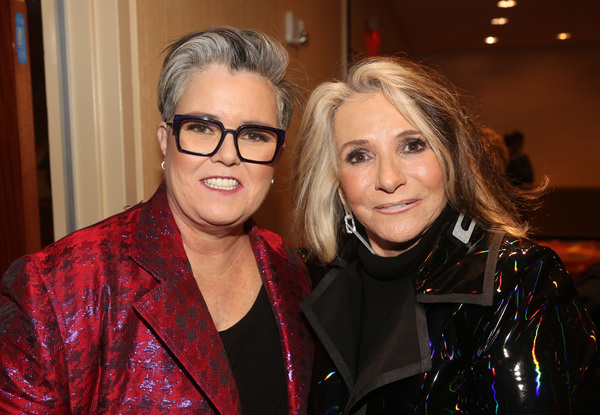 NEW YORK, NEW YORK - NOVEMBER 18: (EXCLUSIVE COVERAGE) Rosie O'Donnell and Sheila Nev Photo