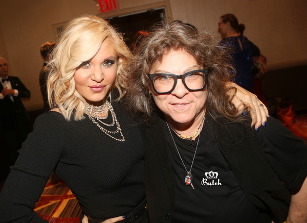 Photo Flash: Rosie's Theater Kids Honors Elizabeth Matthews and Ben Stiller at 2019 Gala
