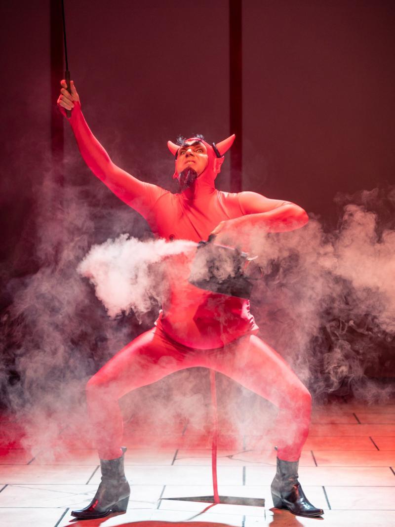 BWW Review: FINGERPORI at Helsinki City Theatre