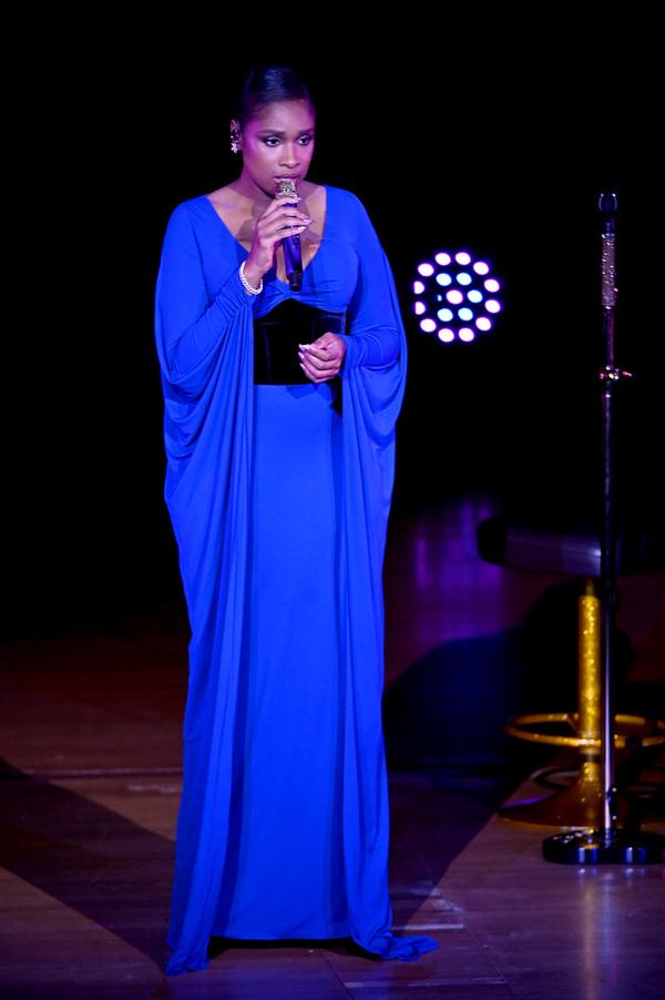 Photo Flash: Jennifer Hudson and More at Lincoln Center Honors Leonard A. Lauder Fashion Gala