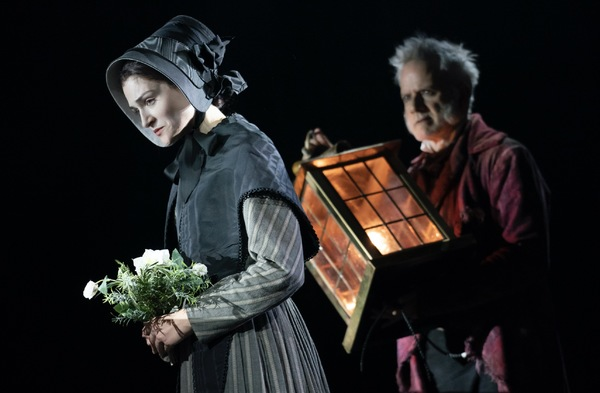 Photo Flash: First Look at Campbell Scott & More in A CHRISTMAS CAROL on Broadway!