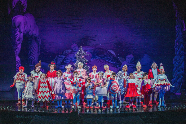 Photo Flash: The Old Globe's 22nd Annual Production of DR. SEUSS'S HOW THE GRINCH STOLE CHRISTMAS!
