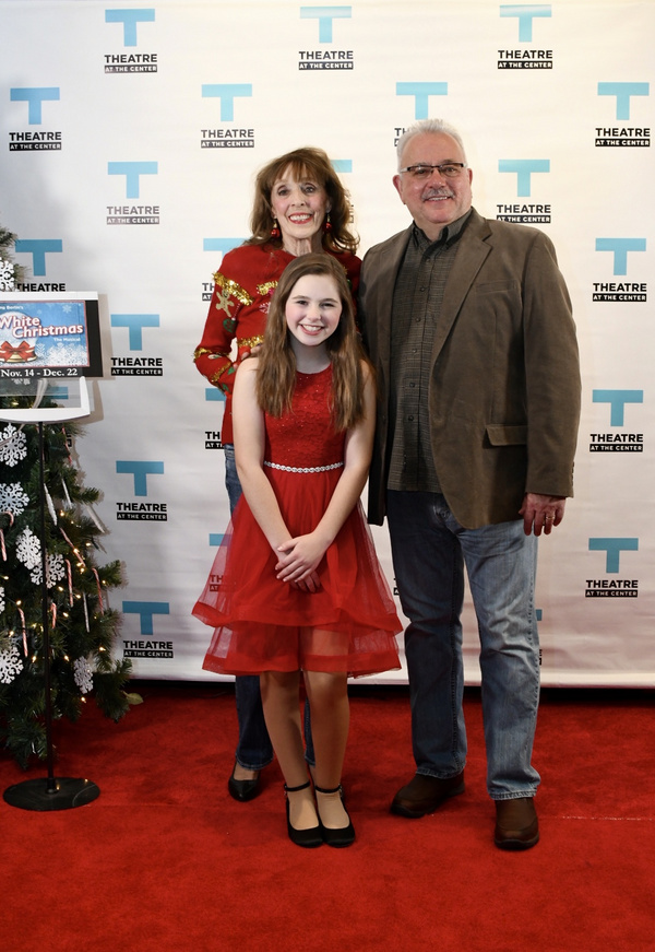 Photo Flash: Irving Berlin's WHITE CHRISTMASOpens At Theatre At The Center In Munster