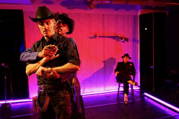 Photos: Pioneers Go East's VIRGO STAR At La MaMa