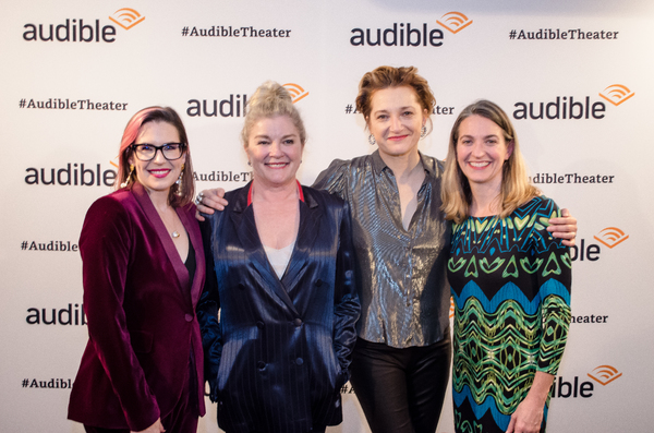 Lauren Gunderson, Kate Mulgrew, Francesca Faridany and Gaye Taylor Upchurch Photo