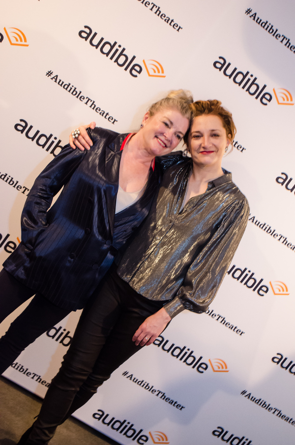 Kate Mulgrew and Francesca Faridany Photo