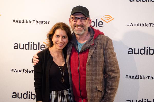 Sarah Stern and David Cale Photo