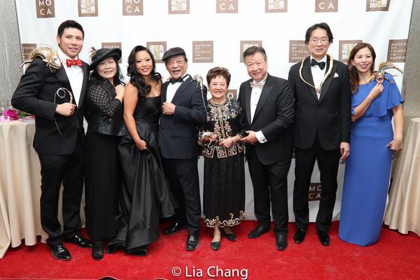 Jonathan Chu, Cynthia Chuang, Sue Tsai, Erh-Ping Tsai, The Honorable Mae Yih, Tzi Ma, Photo