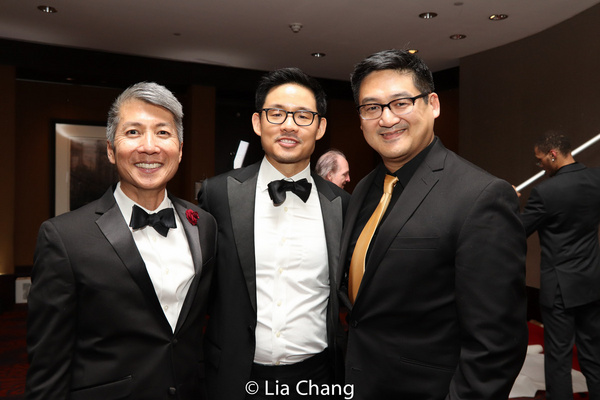 Jason Ma, Yao King and Timothy Huang Photo