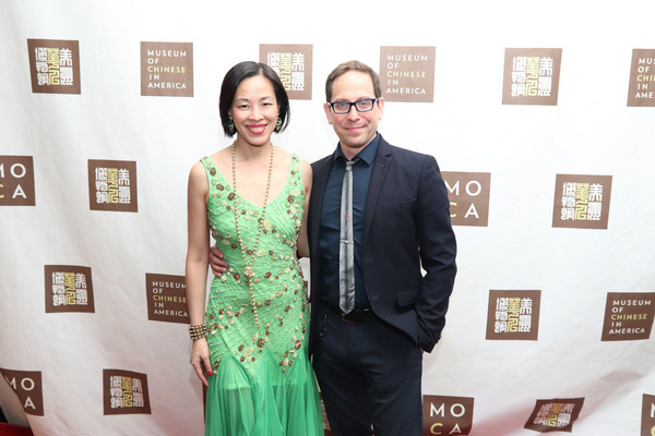 Lia Chang and Garth Kravits