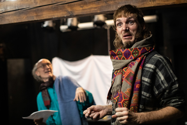 Photos: Inside Rehearsal For ESCAPE FROM PLANET TRASH at Pleasance