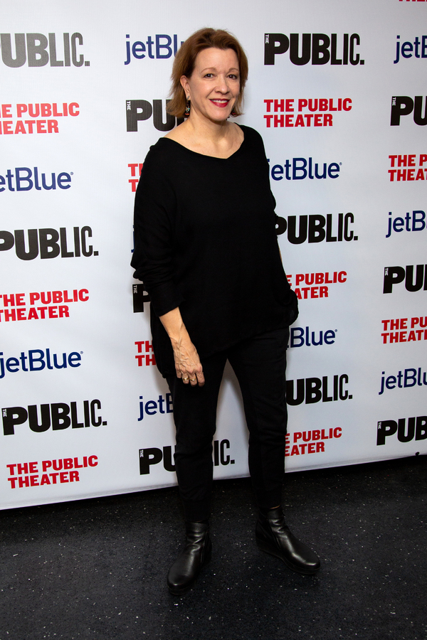 Photo Coverage: Public Theater Celebrates Opening Night of A BRIGHT ROOM CALLED DAY