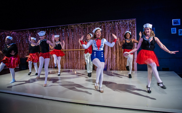 Photo Flash: First Look At 2X CLARE BARRON: Dance Nation At The Wilbury Group