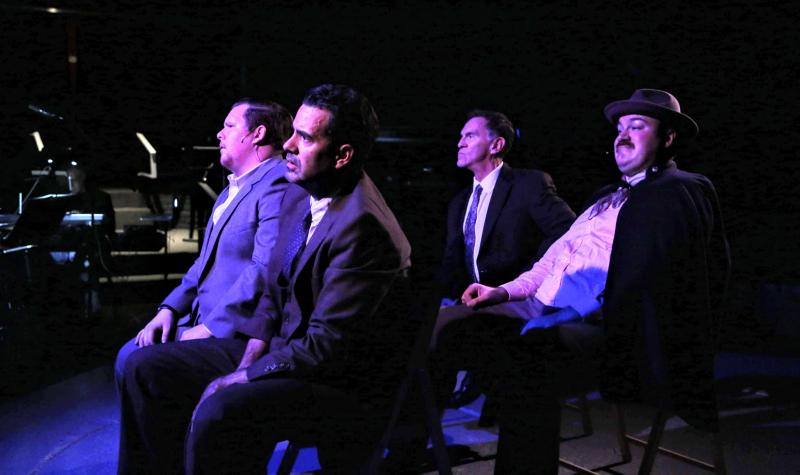 BWW Review: SINGIN' IN THE RAIN Sings and Dances Up a Storm at Chaffin's Barn Dinner Theatre