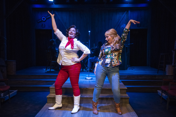 Photo Flash: Check Out Photos From Firebrand Theatre's Production of ALWAYS…. PATSY CLINE