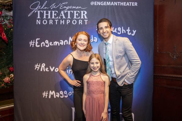 Emily Kelly, AnnaBelle Deaner and Alex Herrera