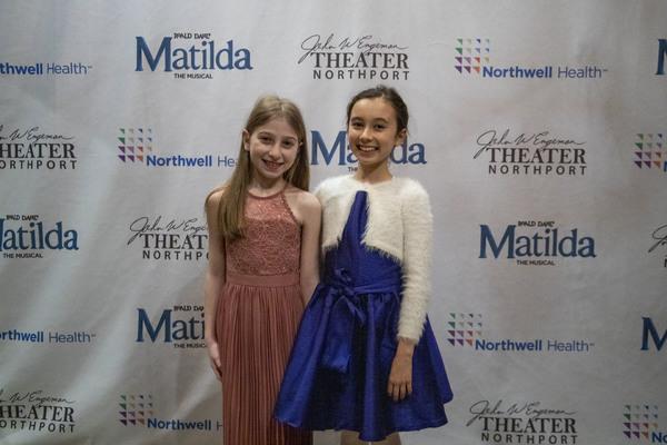 AnnaBelle Deaner and Elsa Dees