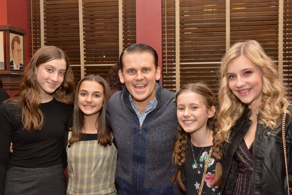 Ayla Schwartz, Mattea Conforti Audrey Bennett, Brooklyn Nelson and Robert Creighton Photo