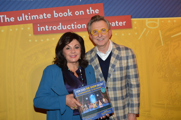 Photo Coverage: Thomas Schumacher and Friends Celebrate Release of HOW DOES THE SHOW GO ON?