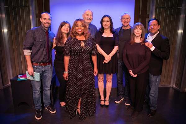 Will Forte, Dayle Reyfel, Sherri Shepherd, Rob Reiner, Jennifer Tilly, Tate Donovan,  Photo