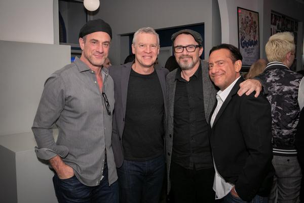 Christopher Meloni, Tate Donovan, Tim Ransom, Eugene Pack Photo