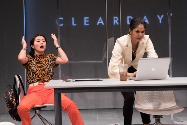 Photo Flash: Studio Theatre Extends US Premiere Of Anchuli Felicia King's WHITE PEARL