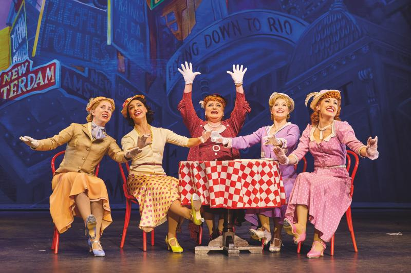 BWW Interview: Clare Halse Talks 42ND STREET in UK Cinemas