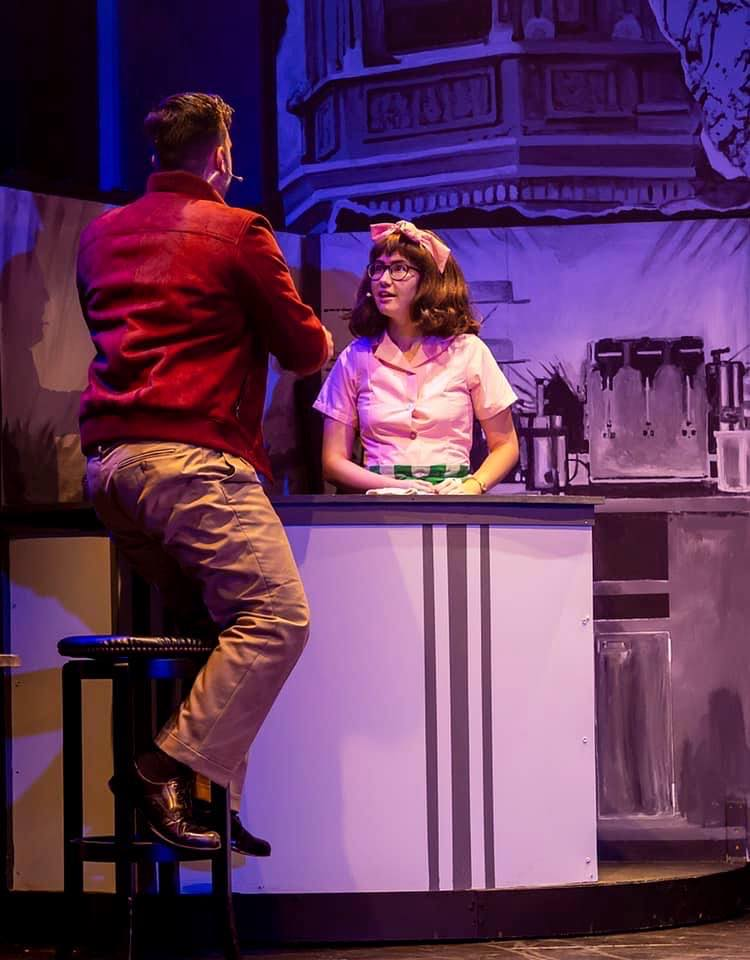 BWW Review: DOGFIGHT at the Eagle Theatre is 'Some Kinda Time'