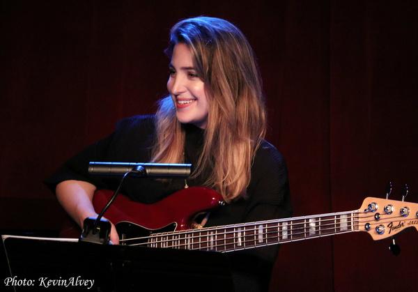 Photo Flash: Jessica Vosk, Brandon Victor Dixon And More Take The Stage At Birdland With Composer Georgia Stitt