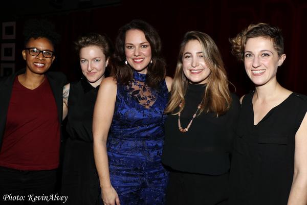 Angie Swan, Adele Stein, Georgia Stitt, Alex Eckhardt, Elena Bonomo Photo