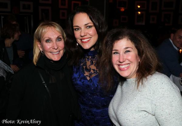 Janet Brenner, Georgia Stitt, Marcie Heisler Photo