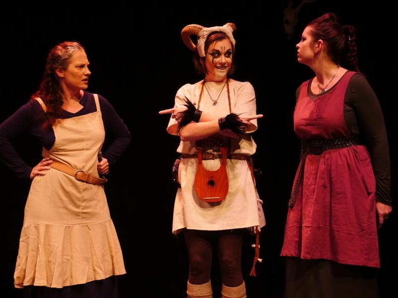 BWW Review: Viking Queen LEAR Remains True to the Bard