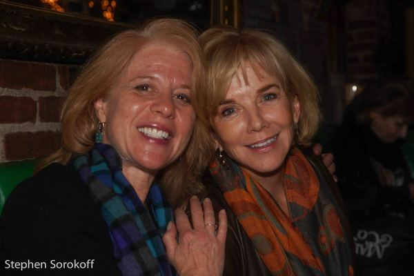 Deborah Grace Winer & Linda Purl Photo