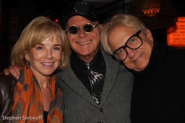 Linda Purl, Stanley Steinberg, Ken Fallin Photo