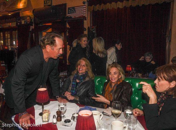 Tom Wopat, Deborah Grace Winer, Linda Purl, Michele Lee Photo