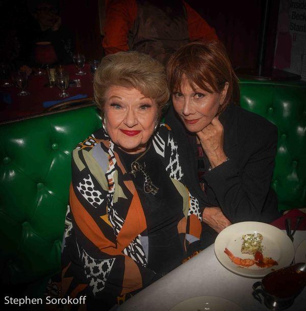 Marilyn Maye & Michele Lee