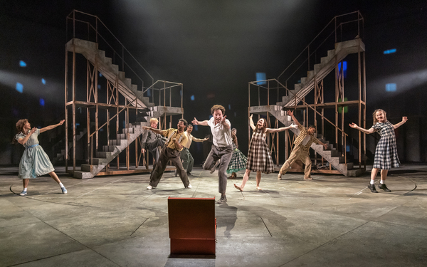 Photos: First Look at MY BRILLIANT FRIEND at the National Theatre