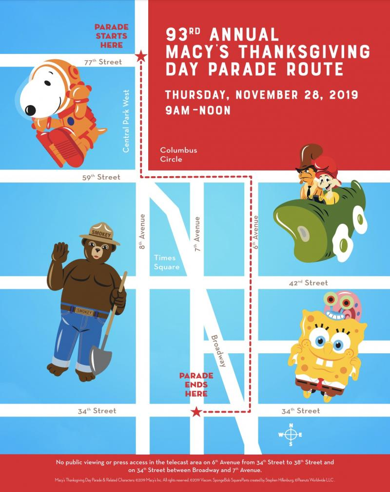 How to Watch the 2019 Macy's Thanksgiving Day Parade? Your All-Inclusive Guide!