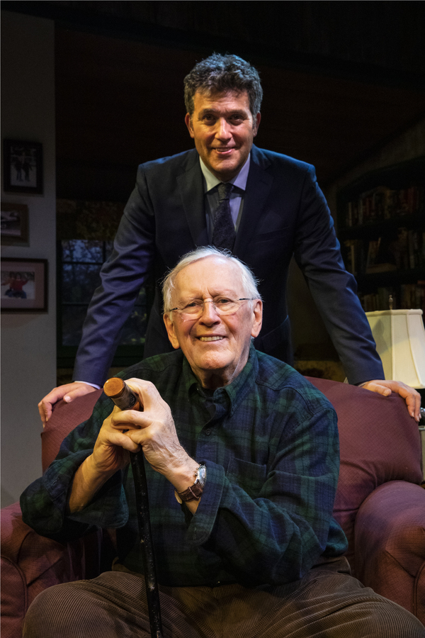 Photo Flash:  Len Cariou and Craig Bierko in HARRY TOWNSEND'S LAST STAND