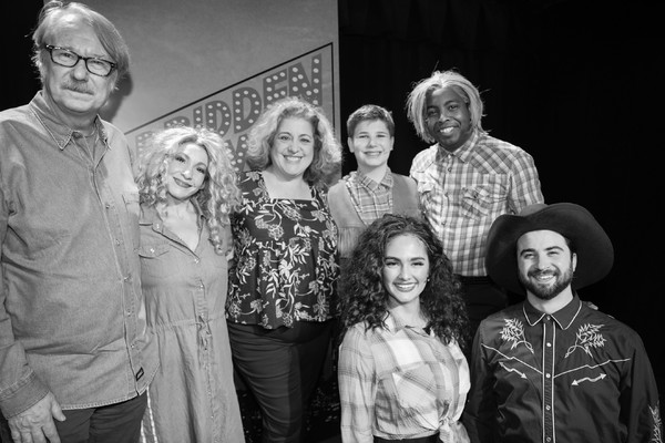 Photo Flash: Mary Testa and Mitch Tebo Join In On The Fun at FORBIDDEN BROADWAY: THE NEXT GENERATION