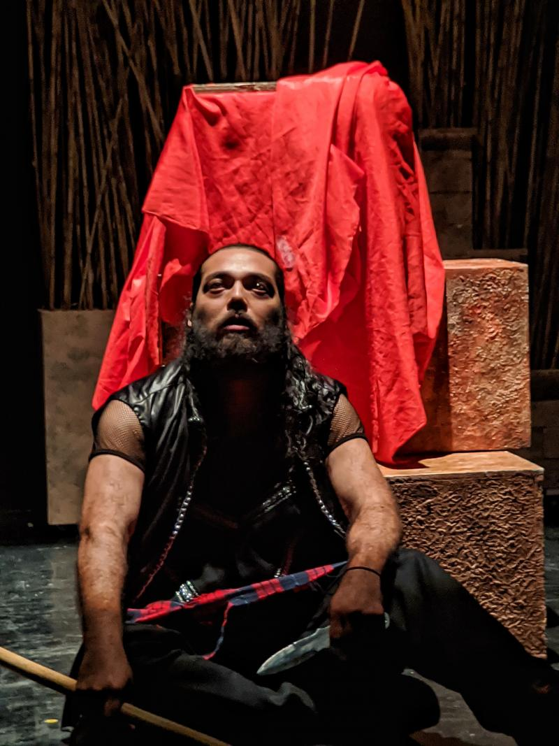 BWW Review: MACBETH is Still Essential Theater, Despite the Disarray