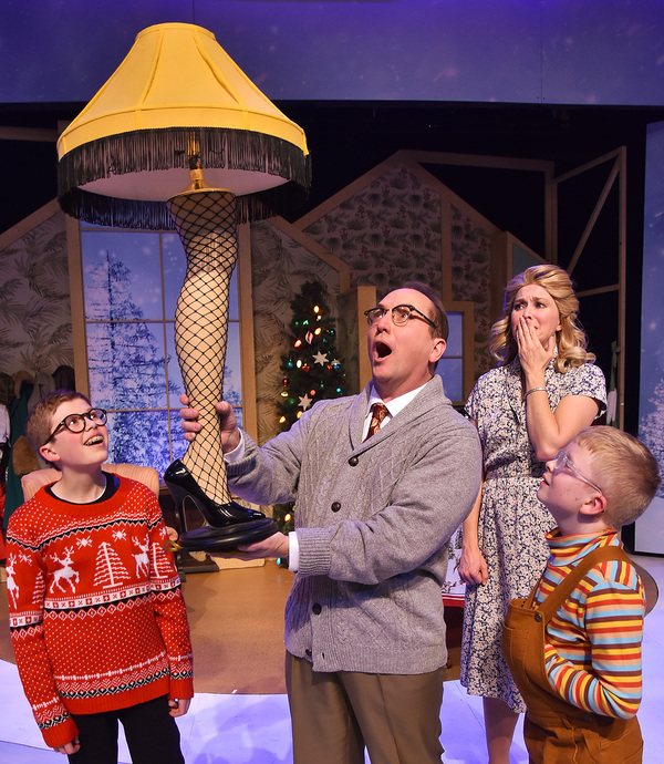 Photo Flash: Beef & Boards Dinner Theatre Presents A CHRISTMAS STORY