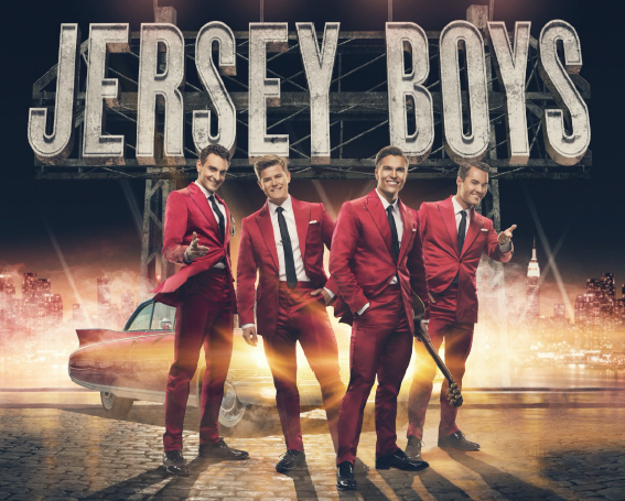 BWW Previews / Video: JERSERY BOYS Is Coming to Norway in 2020 - Here Is a Sneak Peek of the Cast