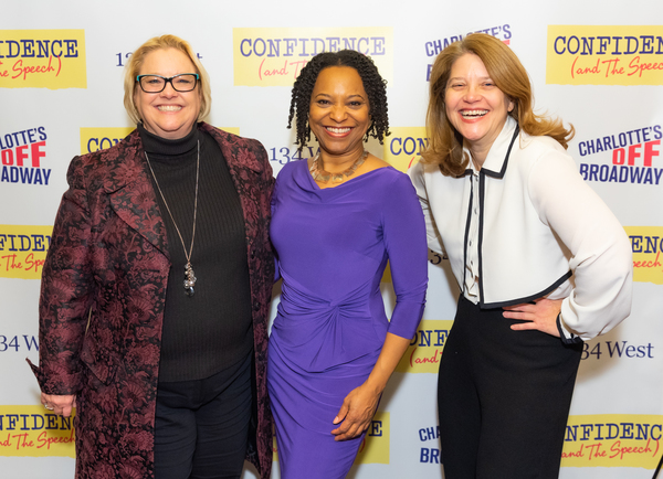 Photo Flash: Inside Opening Night of CONFIDENCE (AND THE SPEECH) at Theatre Row